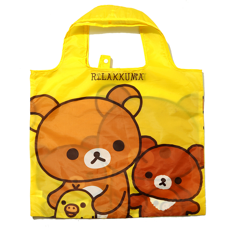 Cartoon Foldable recycle bags